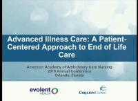 Advanced Illness Care: A Patient-Centered Approach to End-of-Life Care