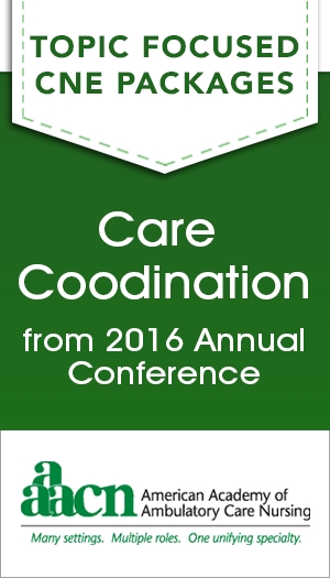 Care Coordination from 2016 Annual Conference