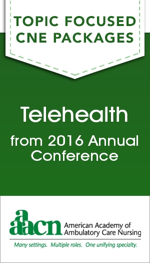 Telehealth from 2016 Annual Conference